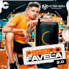 Capa: Victor Meira - Piseiro De Favela 2.0 CD 2021