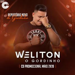 Capa: Weliton o Gordinho - Promocional maio 2019