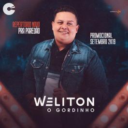 Capa: Weliton o Gordinho - Promocional Setembro