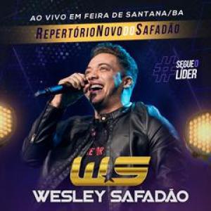 Capa: Wesley Safadão - Ao Vivo Em Feira de Santana