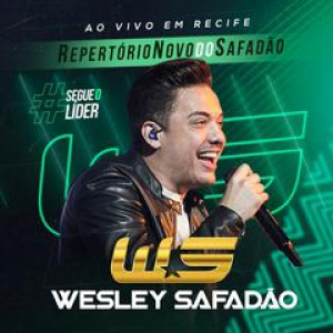 Capa: Wesley Safadão - Ao Vivo em Recife