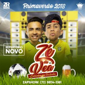 Capa: Zé da Véa - Primaverão 2018